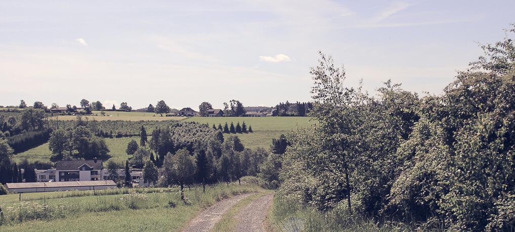 Heimatweg & Bergischer Panoramasteig: Traumhafte Ausblicke auf Wipperfürth