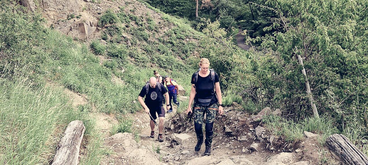 Leichtfüßig durch den Sommer mit den Innox Pro GTX MID: Leichtwanderschuhe von LOWA
